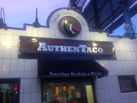 Authentaco, Chicago, Tacos, Review